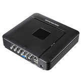 Security CCTV 4CH/8CH AHD CVI TVI DVR NVR 5-IN-1 Hybrid Realtime Video Recorder