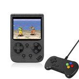 SUP II 3,0 Zoll LCD Bildschirm-L / R-Tasten 8-Bit-integrierte 500 klassische Spiele Wiederaufladbare tragbare Mini-Handheld-Spielekonsole mit Gamepad