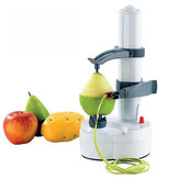 Køkken Automatisk Apple Peeler Potato Peeling Skiver Electric Peeler Machine