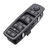 Auto Power Window Switch Driver Side For Dodge Ram 2009-2012 4602863AD 4602863AB