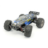 Xinlehong 9136 1/16 2.4G 4WD 32cm Spirit Rc Auto 36km / h Bigfoot Off-road Truck RTR Speelgoed