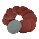 100pcs 4 Inch Sanding Discs 80-3000 Grit Mix Sander Disc Set 100mm Sanding Polishing Pads
