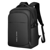 Mark Ryden 15.6 inch Laptop Backpack Multi-function Waterproof Laptop Bag Multi-layer Pockets with USB Charging School Backpack