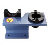 Nhôm CAT40 Universal H / V Công cụ CNC Giá đỡ cố định