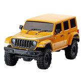 EAZYRC Arizona 1/18 2.4G 4WD Modelos de veículos automóveis RC RTR