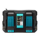 Dual Twin-poort Batterij Oplader Voor Makita DC18RD Li-ion LXT 7.2V-18V Snelle Rapid