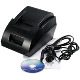 12V USB Mini 58mm POS ESC Thermische Dot Ontvangst Printer Set 384 Line Met Roll Paper
