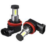 TVSO8 CSP LED Car Headlight Bulbs H9 H11 9005 9006 9012 Fog Lights 110W 30000LM 6000K White Waterproof IP68 2Pcs