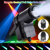 90-230V 9W DMX RGB LED Light Pinspot Beam Spotlight 6CH DJ Disco Party KTV Stage Effect Verlichting