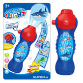 24  Patterns Flashlight Projector Lamp Educational Toy Kids Children Christmas Gift Toys