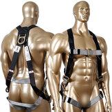 KSEIBI Universal Size Safety Fall Protection Kit Full Body Harness