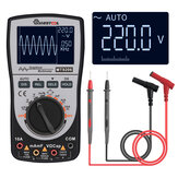 MUSTOOL MT8206 2-in-1 intelligente digitale oscilloscoop-multimeter met analoog staafdiagram