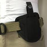 Tactical Carry Gun Holster Holder per donna Uomo Running Mountain Bike Tactical Borsa per cinturino Cintura