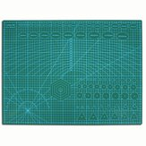 A2 Grid Self Healing Cutting Mat Durable PVC Craft Card Manual DIY Tool Cutting Board Patchwork Tools Paper Cutting Mat Carving Board