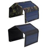 Black/Camouflage 10W Foldable Solar Panel