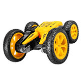JJRC Q71 2.4G RC Car Stunt Drift Deformation Rock Crawler Roll Car 360 Degree Flip Kids Robot RC Cars Toys