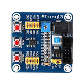 ATtiny13 Development Board Tiny13 AVR Minimum System Learning Geekcreit for Arduino - products that work with official Arduino boards