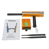 12V 800M AKS Handhold هوائي Metal Detector Locator Scanner Gold Mineral Detectioning