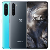 OnePlus Nord AC2003 Global Version 5G 6.44 inch FHD + 90Hz Refresh معدل HDR10 + NFC أندرويد 10 4115mAh 32MP Dual Front الة تصوير 8GB 128GB Snapdragon765G هاتف ذكي