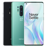 OnePlus 8 Pro 5G Global Rom 6.78 inci QHD + 120Hz Refresh Rate IP68 NFC Android 10 4510mAh 48MP Kamera Belakang Quad 8GB 128GB Snapdragon 865 Smartphone