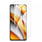Bakeey 1/2/3 / 5db POCO F3 Global Version elülső fólia 9H robbanásgátló ujjlenyomat teljes ragasztó teljes borítású edzett üveg képernyővédő fólia