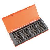 25 In 1 Precision cacciavite Magnetic cacciavite Kit di riparazione per kit di riparazione elettronica in lega di alluminio