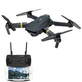 Eachine E58 WIFI FPV met 720P / 1080P HD Groothoekcamera High Hold Mode Opvouwbare RC Drone Quadcopter RTF