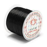 50m 0.6mm bricolage cristal perles corde élastique corde ligne conception réparation bijoux accessoires