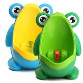Děti chlapec Koupelny Potties Děti ranní vzdělávání Trénink Frog Potties Odnímatelný pisoár