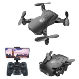 XLURC LU Mini 2 WiFi FPV With 4K HD Camera Altitude Hold Mode RC Drone Quadcopter RTF