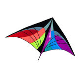 NY 5.2ft Delta Triangle Kite Outdoor Fun Sports Legetøj Single Line