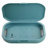 Boîte de désinfection de stérilisateur de bijoux de téléphone de lumière ultraviolette UV avec l'aromathérapie