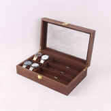Woden Watch Boxes Necklace Jewelry Watch Display Box