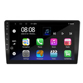 9 Inch / 10.1 Inch 2 DIN para Android 10.0 Coche Estéreo Radio Reproductor MP5 8 Core 4G + 64G 1024x600 Pantalla 2.5D GPS bluetooth USB FM Cocheplay
