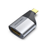 Vention TCAH0 Type-C عالي الوضوح محول USB-C to 4K عالي الوضوح 2.0 Converter for MacBook Samsung Galaxy S10/S9 Huawei Mate 20 P20 Pro