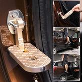 متعددةالوظائفالذهببابالسيارةدواسة قابلة للطي شاحنة سلامة الباب Hammer سقف الرف المساعدة