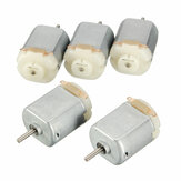5Pcs DC 3V Mini Motor For  Smart Robot Toy