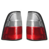 Car Rear Tail Light Brake Lamp with No Wiring Left/Right for Isuzu KB/Pickup/TFR/TFS Vauxhall