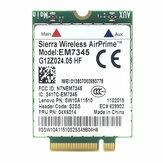 4G LTE mobil szélessávú 4G kártya EM7345 modul Lenovo-hez