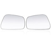Side Wing Door Mirror Glass Replace For Nissan Navara D40 2005-2015