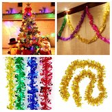 2M Kerstmis Kerstboom Hangende Decoratie Tinsel Garland Ornament