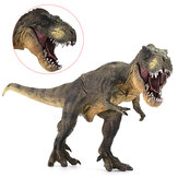 Vivid Tyrannosaurus Rex Jurassic Dinosaur Toys Figura animale modello Kid Halloween Science Toy