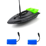 Flytec 2011 5 2 البطارية Fishing Bait RC Boat Fish Finder 5.4km / h Double Motor Toys
