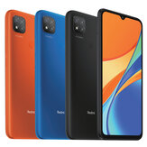 Xiaomi Redmi 9C Global Version 6,53 Zoll 3 GB 64GB 13 MP Dreifachkamera 5000 mAh MTK Helio G35 Octa Core 4G Smartphone
