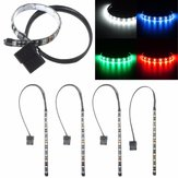 Waterdichte Flexible Neon Adhesive LED Strip Light voor PC Computer Case 12V 4 Pin