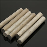 6pcs 127x16mm Magnesium Alloy Rods Bars Magnesium Tube