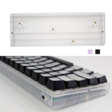 DIY  60% Mechanical Keyboard Case Universal Customized Plastic Shell Base for GH60 Poker2