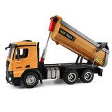 Wltoys 14600 1/14 2.4G Dirt Dump Truck RC Car Engineer voertuigmodellen