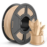 SUNLU 1KG WOOD Fiber 1.75MM Filament Wood PLA Filament für 3D-Drucker