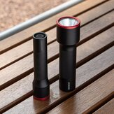 BEEBEST F8/F10 500LM/1000LM 2000mAh/5000mAh USB Rechargeable Mini Household Powerful LED Flashlight Set from XIAOMI Youpin with 18650/26650 Battery & Charger